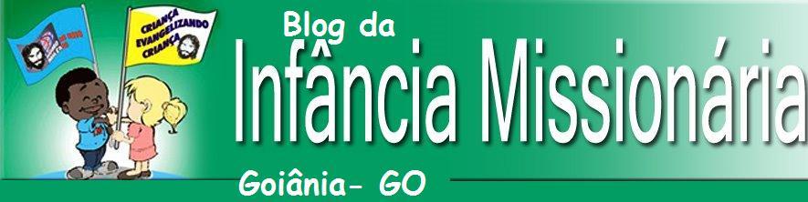 Blog da Infância Missionária Goiânia