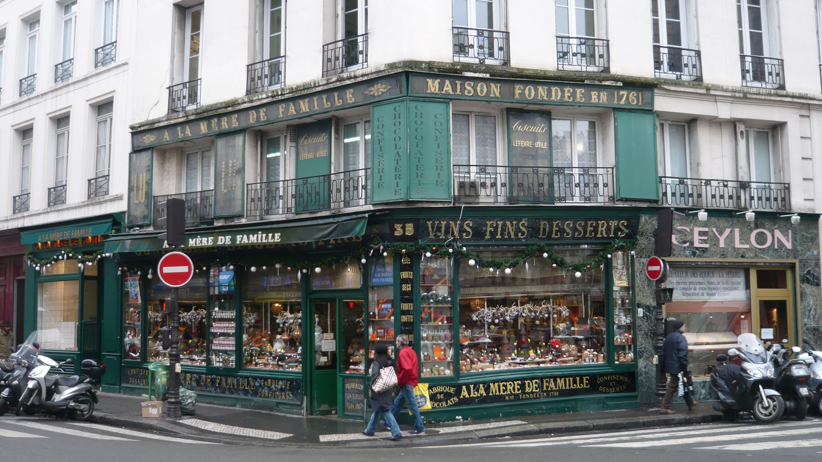 Magasin Maison De Famille Amazing Decoration With Magasin