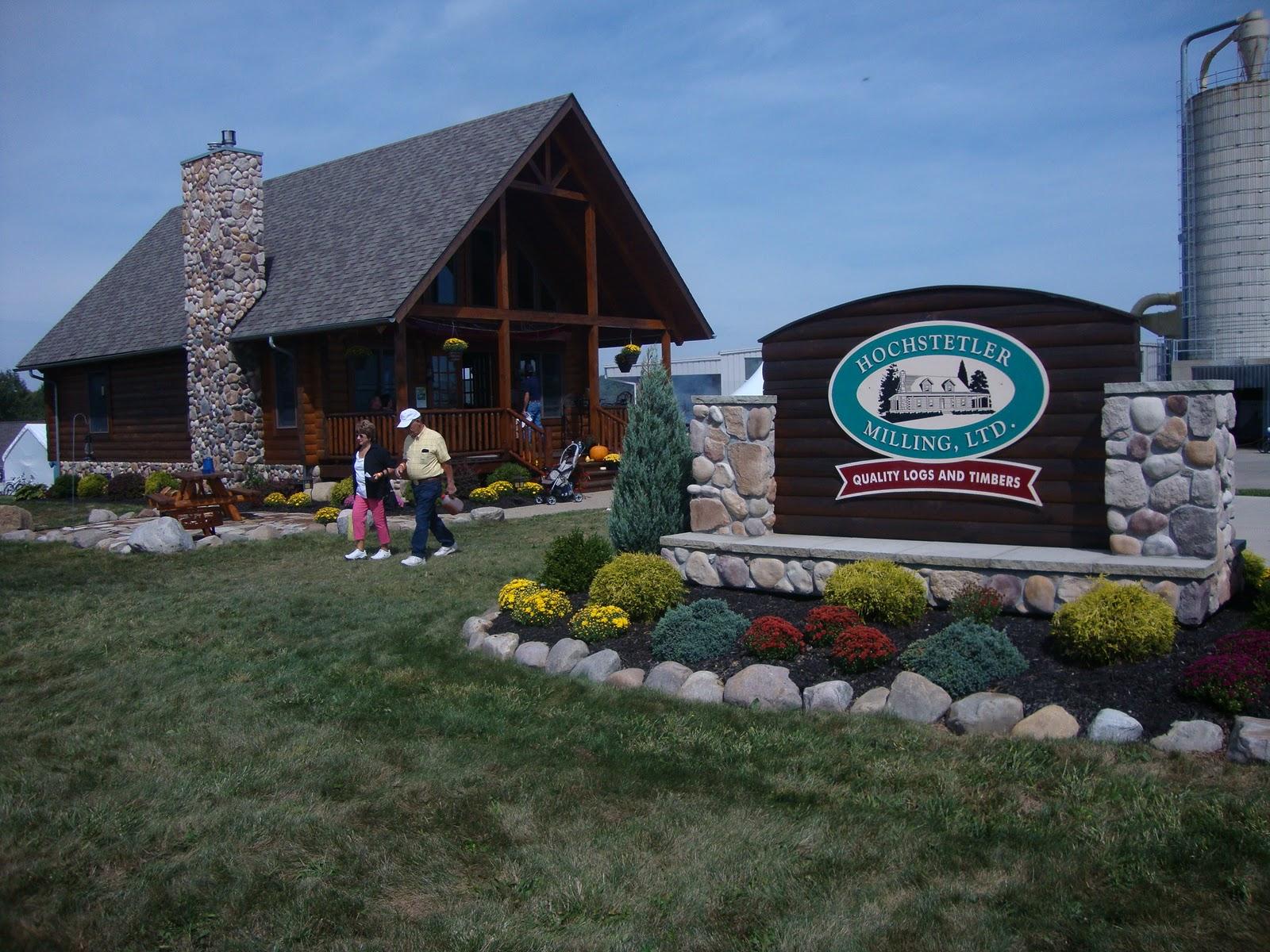 Amish cottage kits joy studio design gallery best design for Camp joy ohio cabins