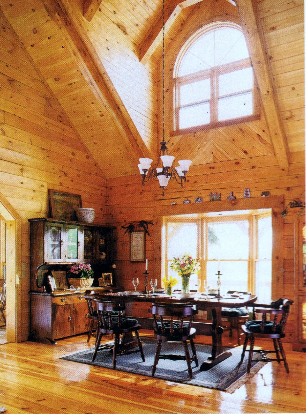 patriot log home builders decor and lifestyle
