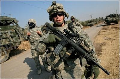 iraq us military