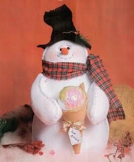 de nieve para fieltro manualidades en fieltro manualidades de navidad ...