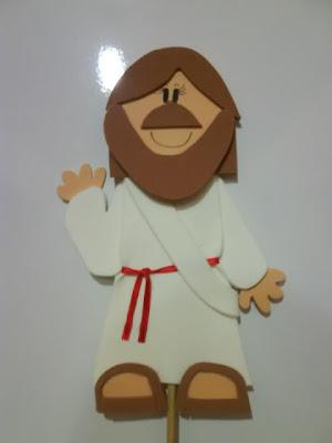 MOLDES JESUS FOFUCHO PLANO