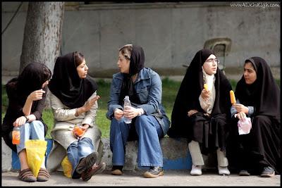 Luxury Young Women Are Using Fashion To Influence Politics   Iranian Women