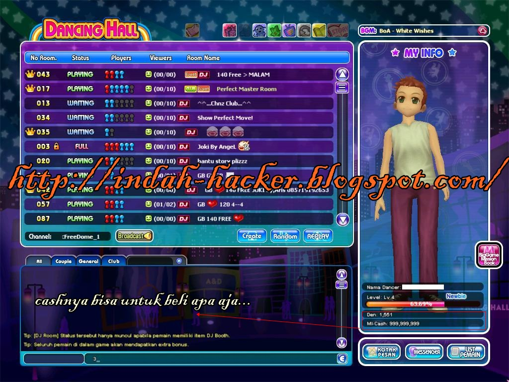 Audition Ayodance Game Online