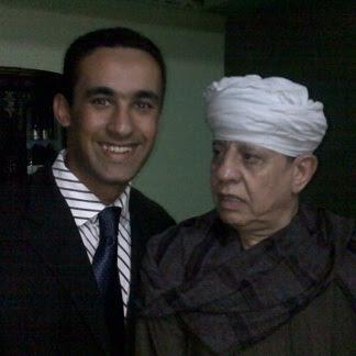 مع الشيخ ياسين التُهامى