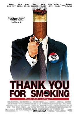 Baixar Filme Obrigado por Fumar - Dublado