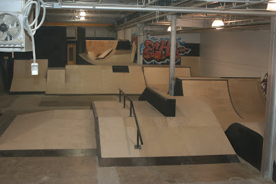 Indoor Skateparks in NYC and Jersey