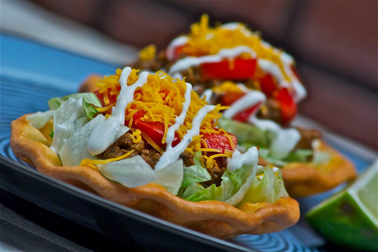 Madeline's Adaptations: Taco Salad