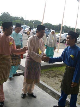YB Dato' Samsuddin b Abu Hassan