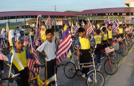 Sambutan Bulan Kemerdekaan 2007