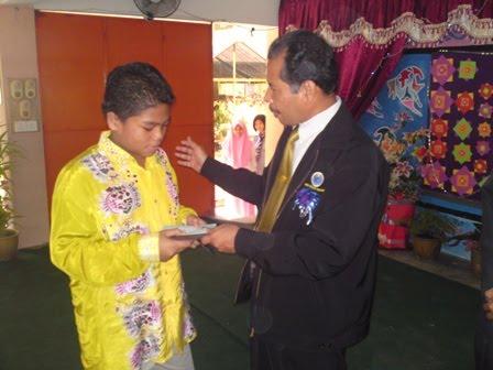 Pelajar Terbaik UPSR