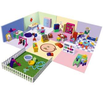 Criando e Recriando - Educação infantil que espaço é este???