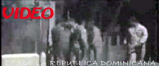 POLICÍA NACIONAL IMPONE PENA DE MUERTE EN REPÚBLICA DOMINICANA