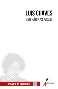 300 páginas / editorial lanzallamas