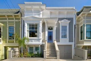 Life In The Semi Fab Lane Victorian House Turns Modern