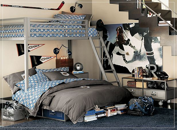 Berbagai Ide Desain Tempat Tidur Minimalis