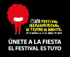 Ir a la página principal del XII Festival Iberoamericano de Teatro de Bogota