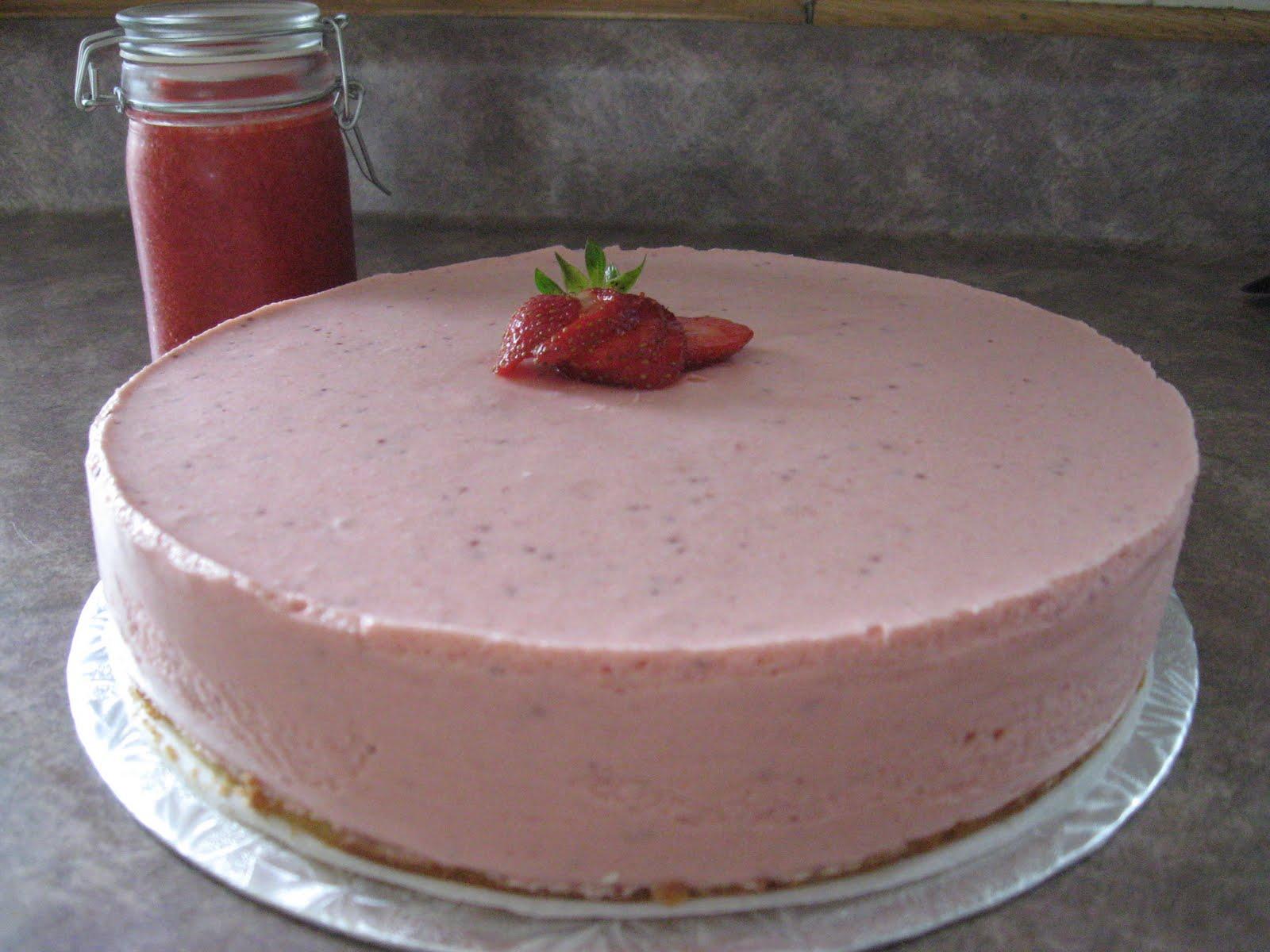 recettes de flipp bavarois aux fraises
