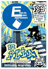 X Feria del Libro Independiente (FLIA) - Presentacion del Nadaismo