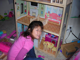 My doll house and Me