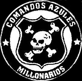 """""""COMANDO SOY Y MILLOS LA ALEGRIA DE MI CORAZON"""""""