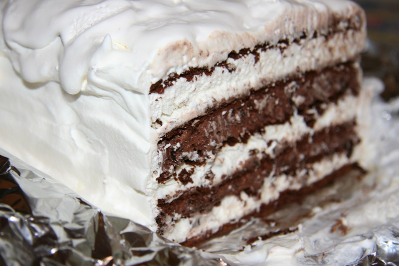 Ice Cream Cake Recipes Pictures : Dworianyn Love Nest: Family Favorite Recipe: Oreo Fudge ...