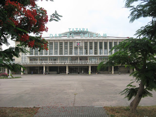 The famous Tazara Railway Station