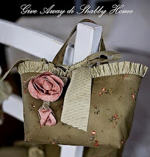 IL 1° Give Away di Shabby Home