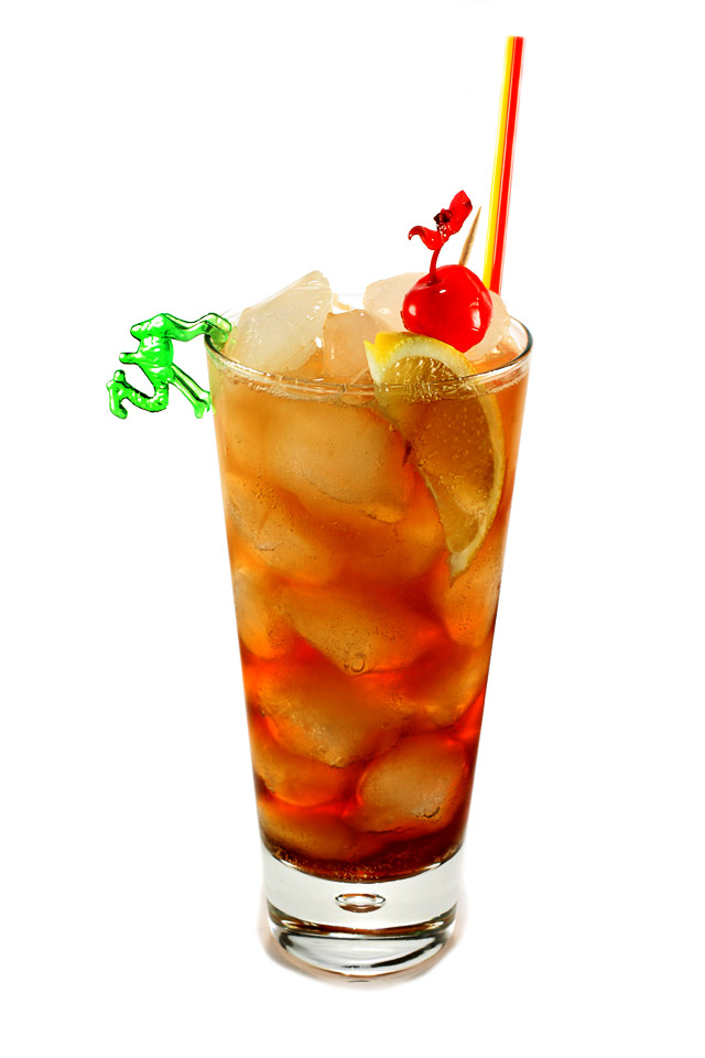 ginger iced tea a strong iced tea made with fresh ginger if you re ...