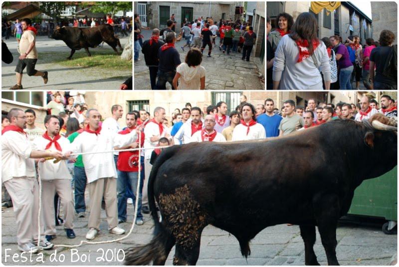 Fiesta del Buey desde 1310 en Allariz - VelocidadCuchara.com