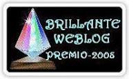 Brillante Weblog Premerio-2008