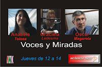 VOCES Y MIRADAS AL OESTE