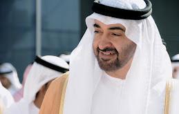 القدوة و القائد محمد بن زايد