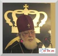 სრულიად საქართველოს კათოლიკოს-პატრიარქი, უწმინდესი და უნეტარესი ილია მეორემ ბურდულების გვარი დალოცა