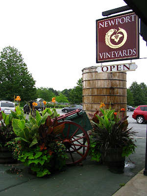 Newport Vineyards - Attraction - 909 E Main Rd, RI, 02842