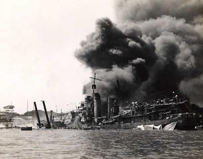 Fakta-fakta Terselubung Serangan Jepang ke Pearl Harbour