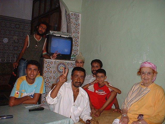 marley & family marocaine  moslim