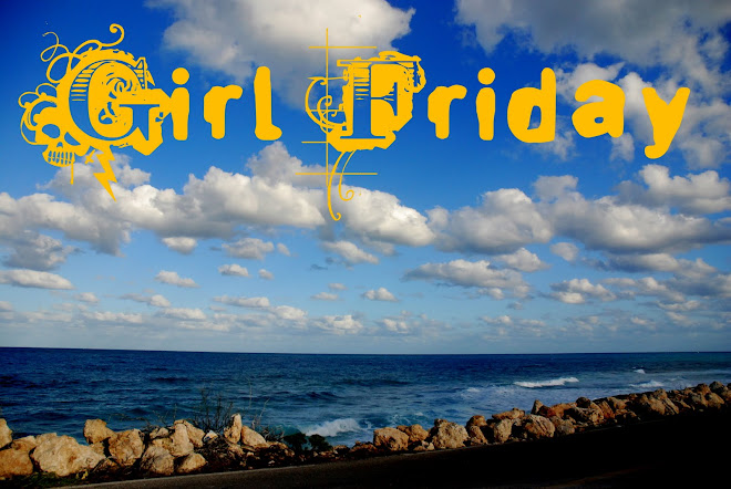 Girl Friday, Isla Mujeres