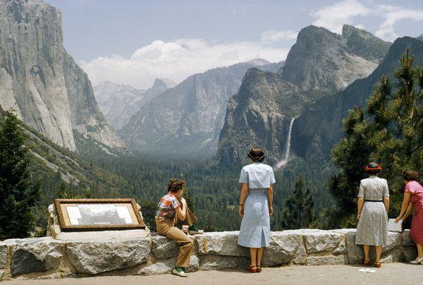KI MURI KI MUR Vintage Photos Of Yosemite