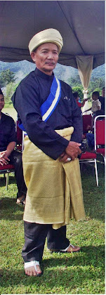 Ayahanda Pak Guru Hashim Ahmad
