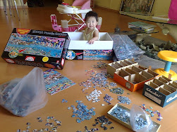 Day 0 - Seraphina in 24000 piece box