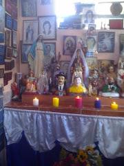 Machera, Cementerio El Espejo.