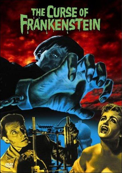 The Curse of Frankenstein (1957) HAMMER