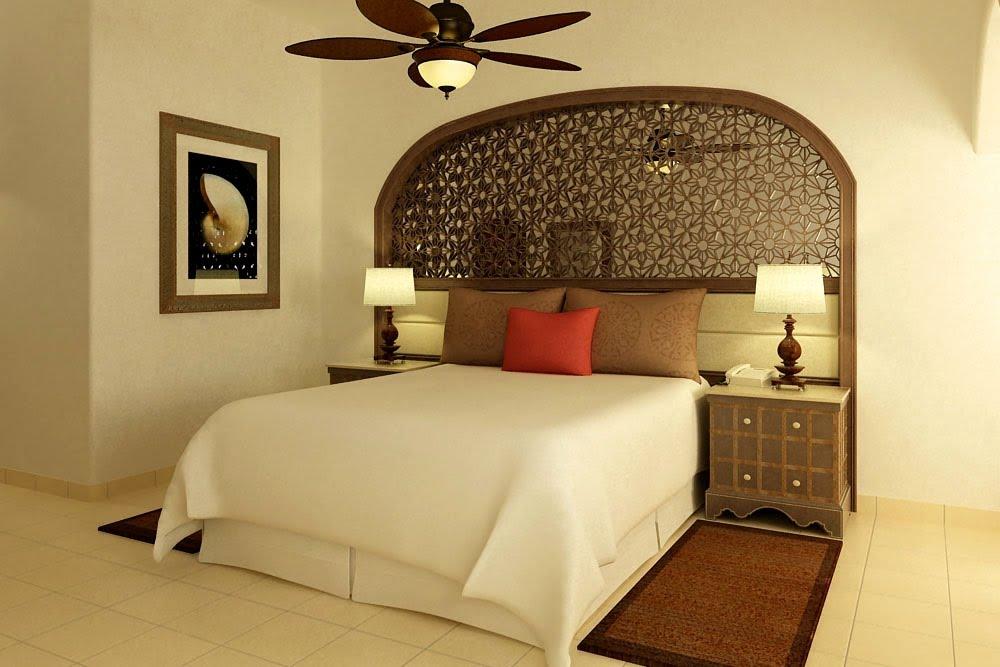 Habitacion 1 hotel for Diseno de interiores para cuartos