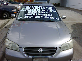 venta carro usado republica dominicana: