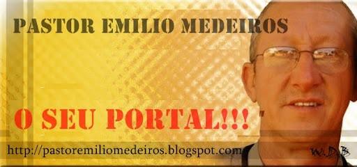 Pastor Emilio Medeiros