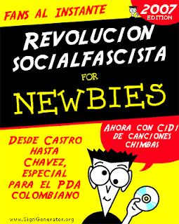 Revolución Social-Fascista para Newbies