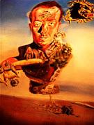 Salvador Dalí: 'Retrato de Paul Elouard' (1929): Hay otros mundos, pero están en este...