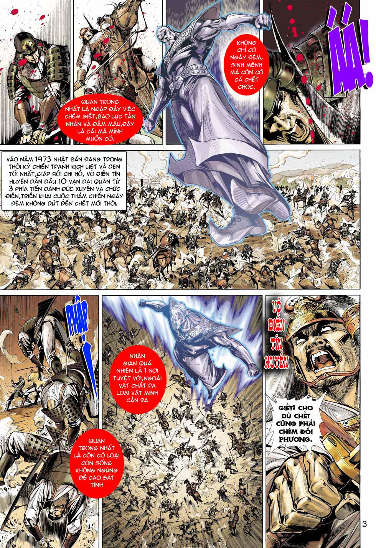 Thần Binh 4 chap 12 - Trang 4